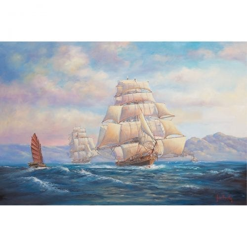 Ships & Seascapes