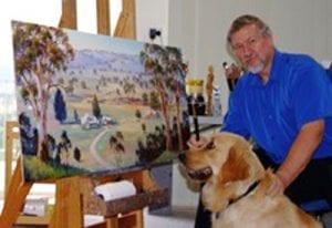 John Bradley Australian Artist