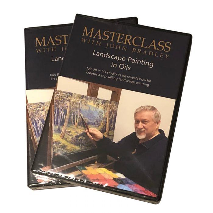 John Bradley Landscape Masterclass DVD