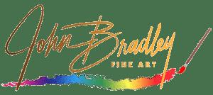 John Bradley Australian Artist Logo