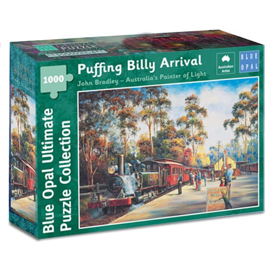 Puffing Billing Arrives Puzzle John Bradley
