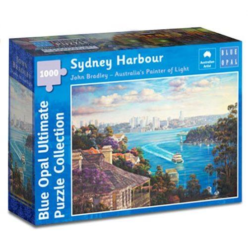 Sydney Harbour Puzzle John Bradley