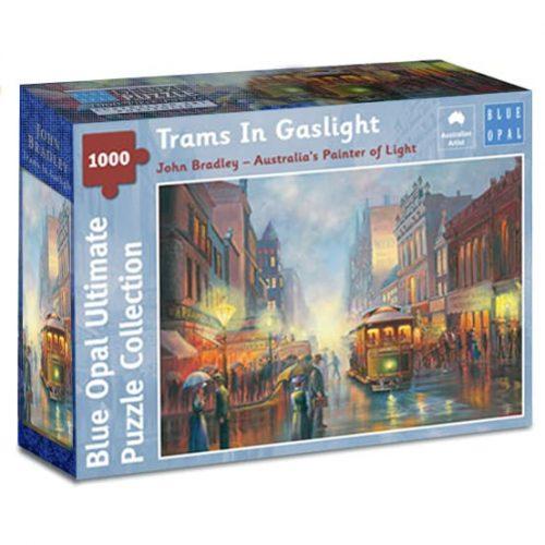 Trams in Gaslight Puzzle John Bradley