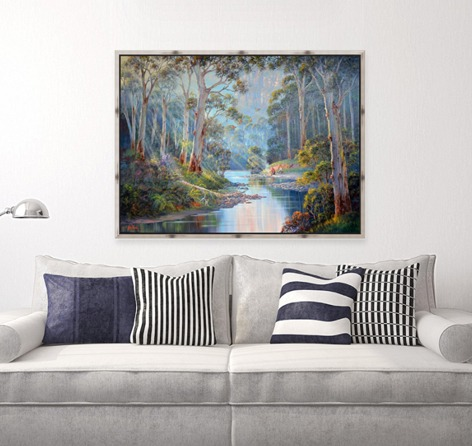 John Bradley Original Art for Sale