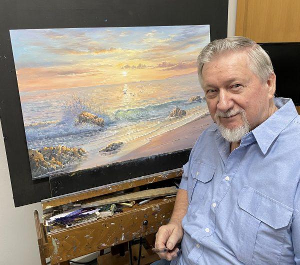 john bradley video masterclass coastal sunrise
