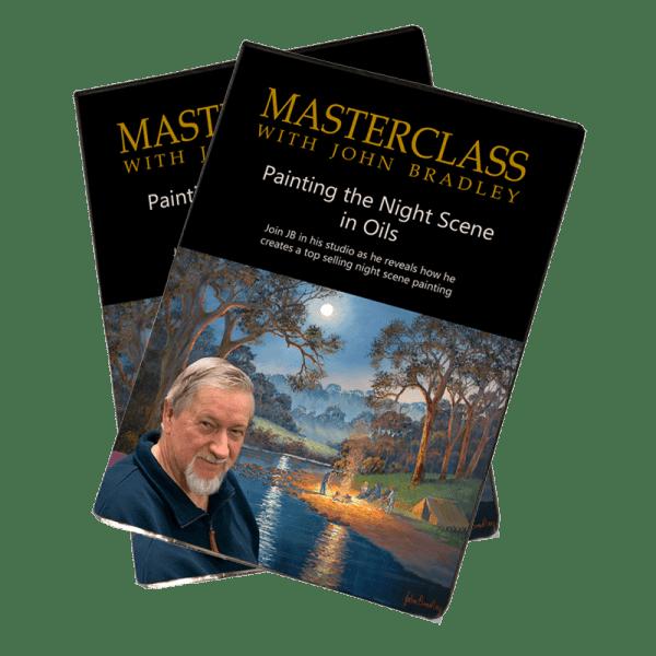 John Bradley Masterclass on DVD